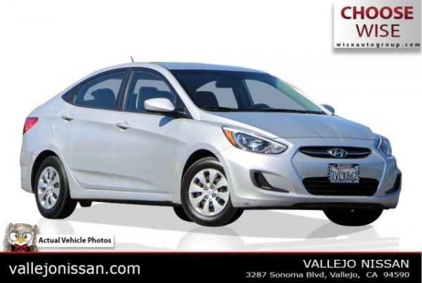 2017 Hyundai Accent in Vallejo, CA