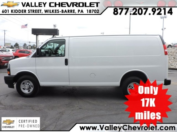 2018 Chevrolet Express Cargo Van in Wilkes Barre, PA