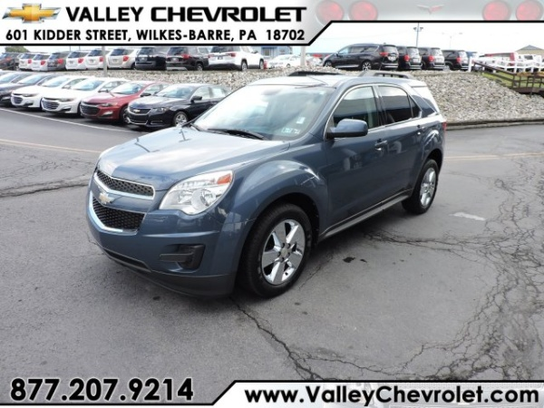 2012 Chevrolet Equinox in Wilkes Barre, PA