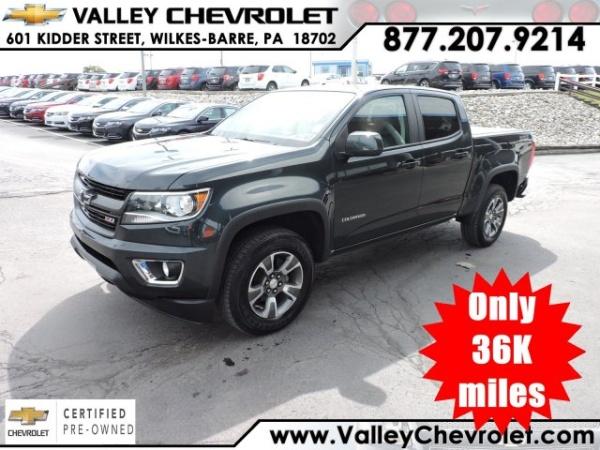 2017 Chevrolet Colorado in Wilkes Barre, PA