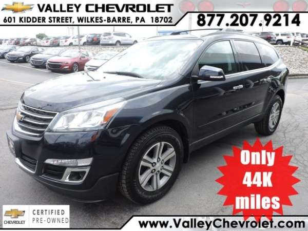 2015 Chevrolet Traverse in Wilkes Barre, PA