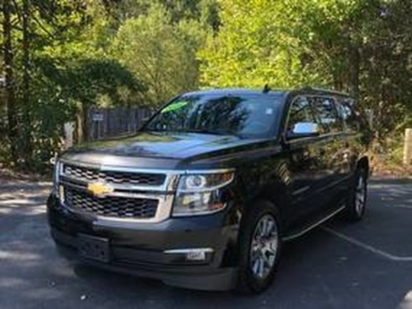 2016 Chevrolet Suburban in High Point, NC