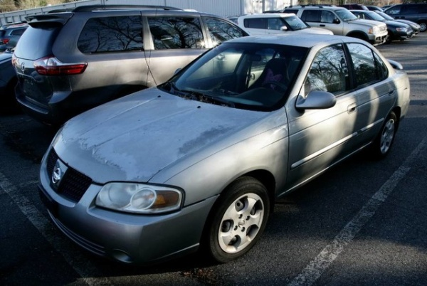 2004 Nissan Sentra in High Point, NC