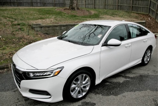 2018 Honda Accord in High Point, NC