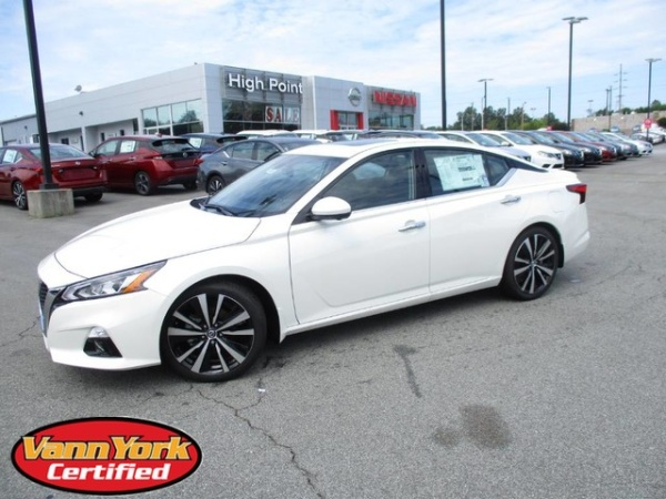 2019 Nissan Altima in High Point, NC
