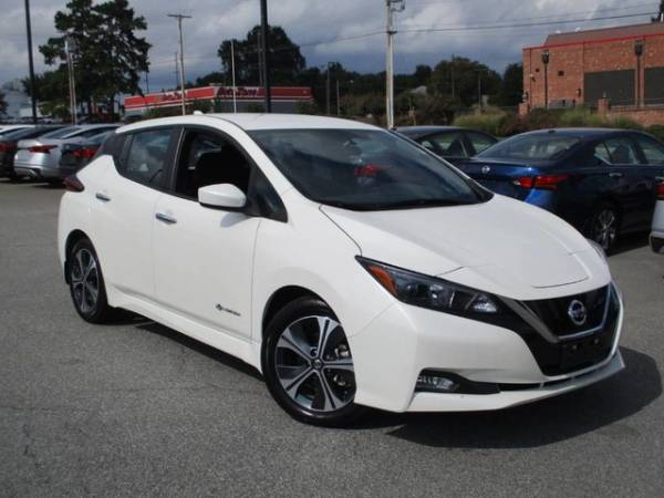 2019 Nissan LEAF in High Point, NC