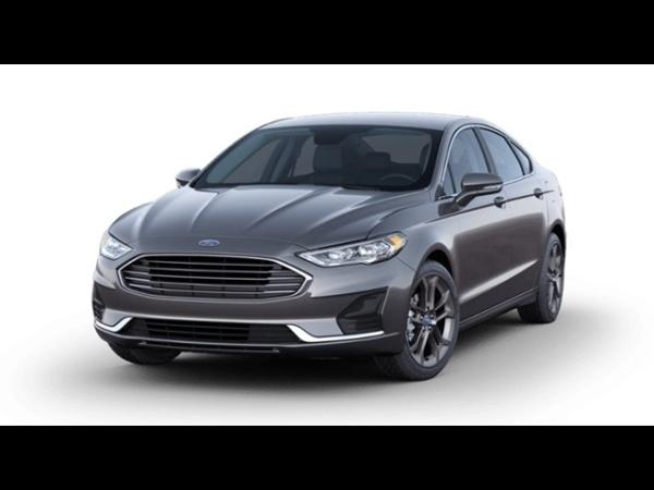 2020 Ford Fusion in Ann Arbor, MI