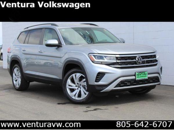 2021 Volkswagen Atlas in Ventura, CA
