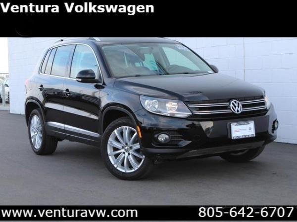 2014 Volkswagen Tiguan in Ventura, CA
