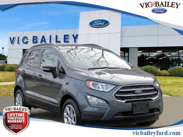 2020 Ford EcoSport in Spartanburg, SC