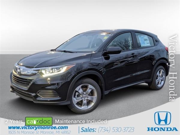 2019 Honda HR-V in Monroe, MI