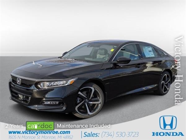 2020 Honda Accord in Monroe, MI