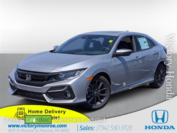 2020 Honda Civic in Monroe, MI