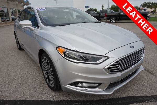 2018 Ford Fusion in Muncie, IN