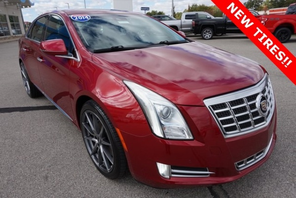2014 Cadillac XTS Premium Collection