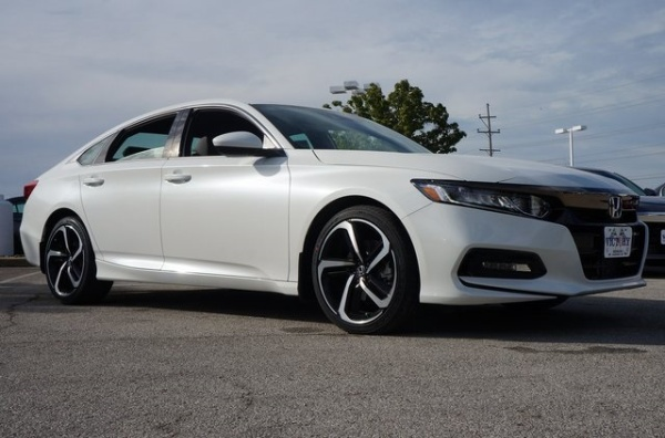 2020 Honda Accord in Sandusky, OH