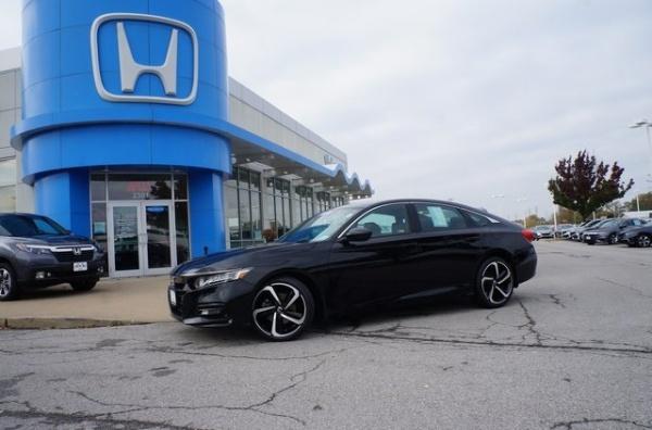 2018 Honda Accord in Sandusky, OH