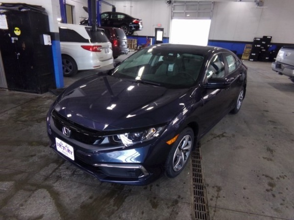 2020 Honda Civic in Sandusky, OH