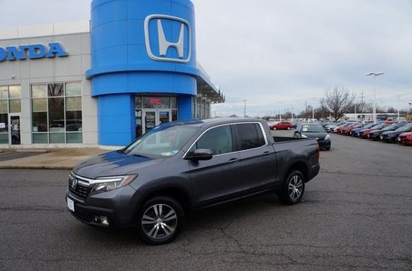 2017 Honda Ridgeline in Sandusky, OH