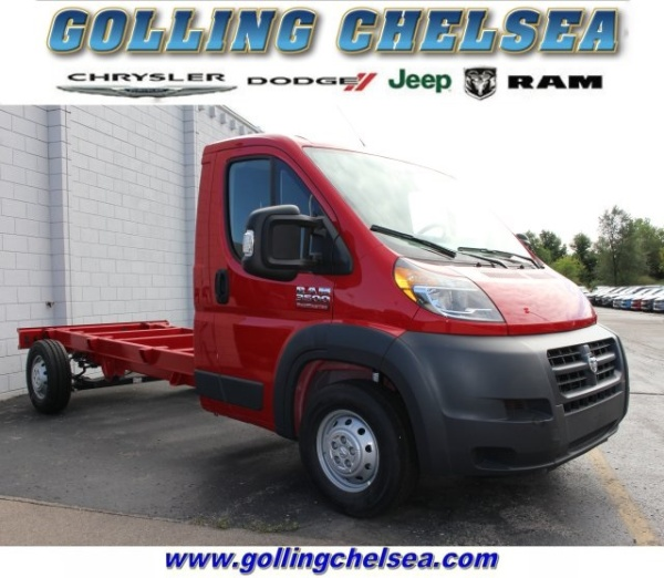 2018 Ram ProMaster Cutaway Chassis 3500 159 WB