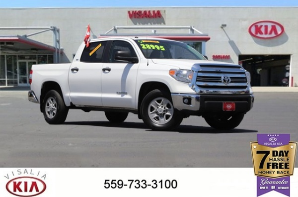2016 Toyota Tundra in Visalia, CA
