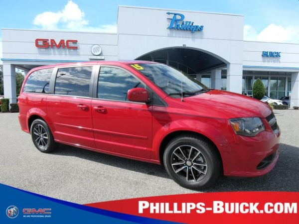 2015 Dodge Grand Caravan in Fruitland Park, FL
