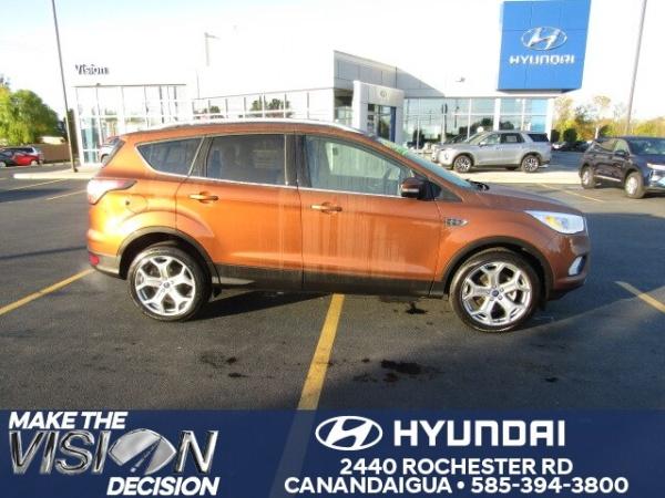 2017 Ford Escape in Canandaigua, NY