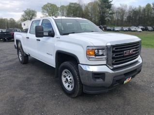 2016 Gmc Sierra 3500hd Base Crew Cab Standard Box 4wd For In Comstock Ny