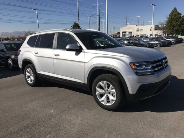 2019 Volkswagen Atlas in South Jordan, UT