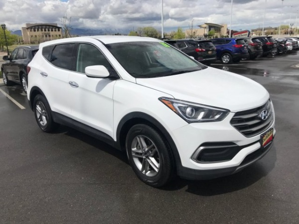 2018 Hyundai Santa Fe Sport in South Jordan, UT