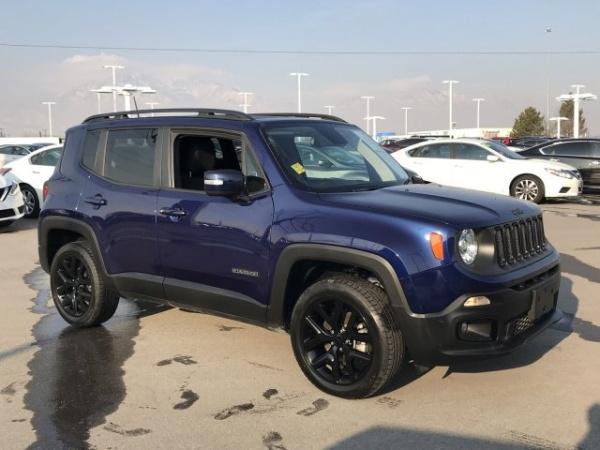 2018 Jeep Renegade in South Jordan, UT