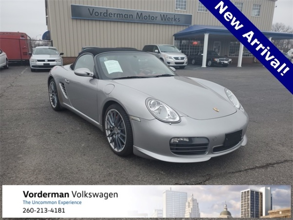 2008 Porsche Boxster in Fort Wayne, IN