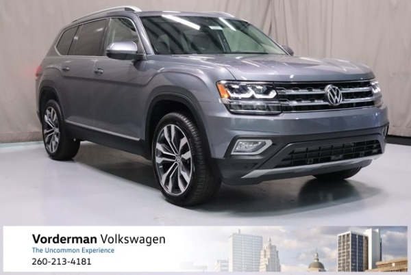 2019 Volkswagen Atlas in Fort Wayne, IN