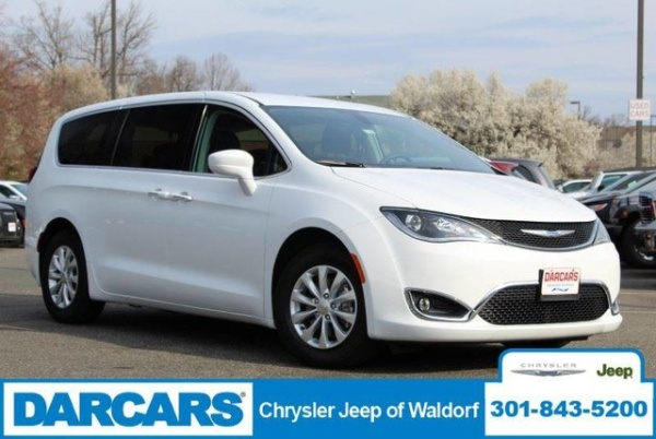 2018 Chrysler Pacifica Touring Plus For Sale In Waldorf Md Truecar