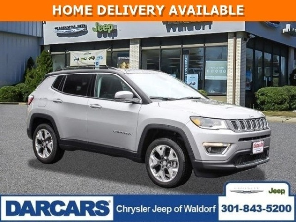 2020 Jeep Compass in Waldorf, MD