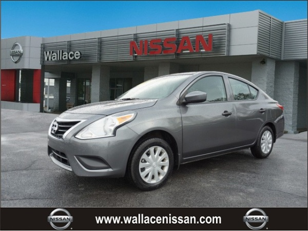 2017 Nissan Versa in Kingsport, TN