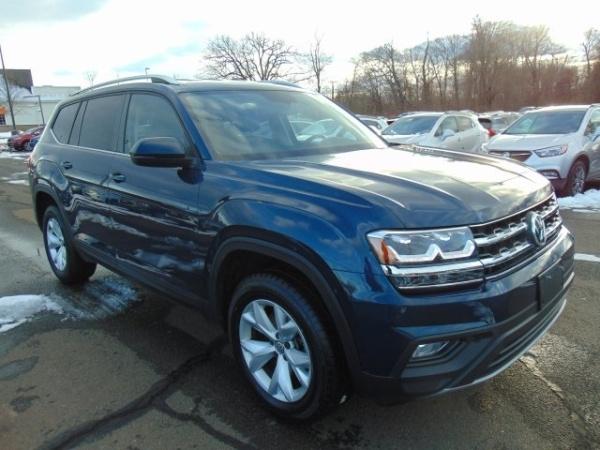 2018 Volkswagen Atlas in Wallingford, CT
