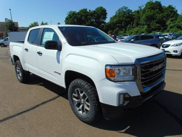 2021 GMC Canyon