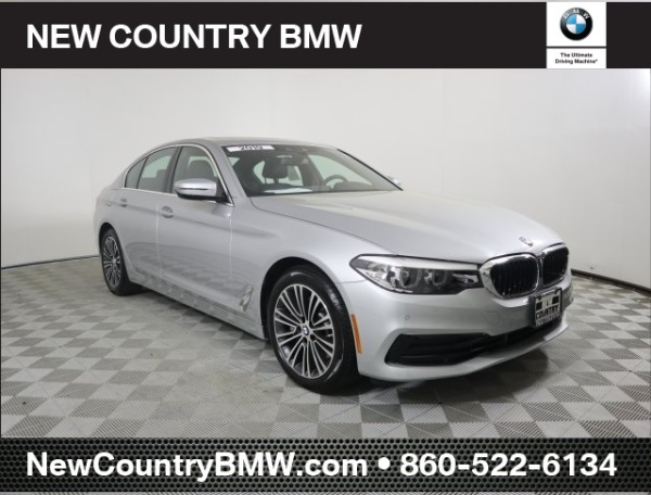 2019 BMW 5 Series in Hartford, CT