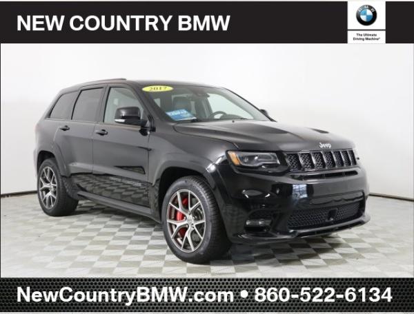 2017 Jeep Grand Cherokee in Hartford, CT