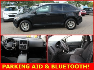 Used  Ford Edge Se Fwd For Sale In Lake Orion Mi