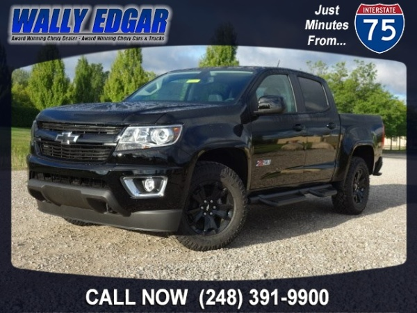 2020 Chevrolet Colorado in Lake Orion, MI