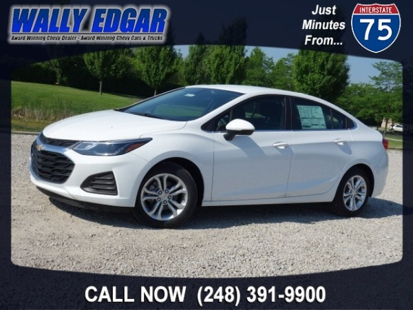 2019 Chevrolet Cruze in Lake Orion, MI