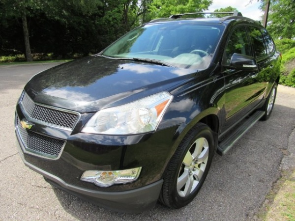 used chevrolet traverse for sale in mobile al u s news world report. Black Bedroom Furniture Sets. Home Design Ideas