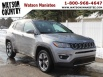 2020 Jeep Compass Limited 4WD for Sale in Manistee, MI
