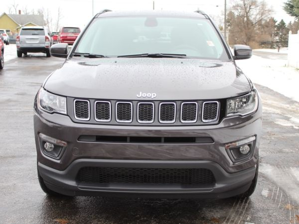 2020 Jeep Compass in Manistee, MI