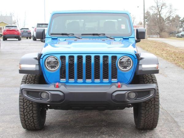 2020 Jeep Gladiator in Manistee, MI
