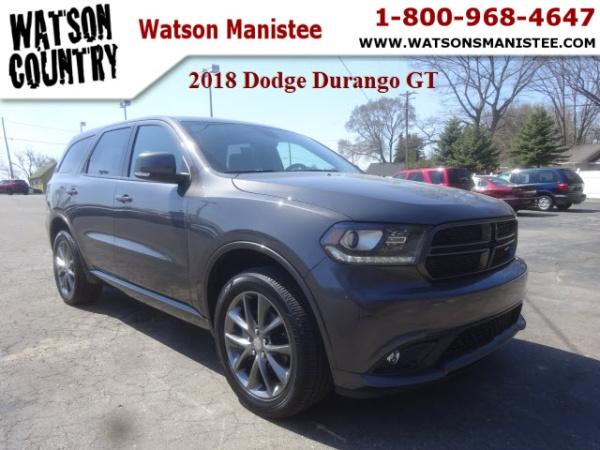 2018 Dodge Durango in Manistee, MI