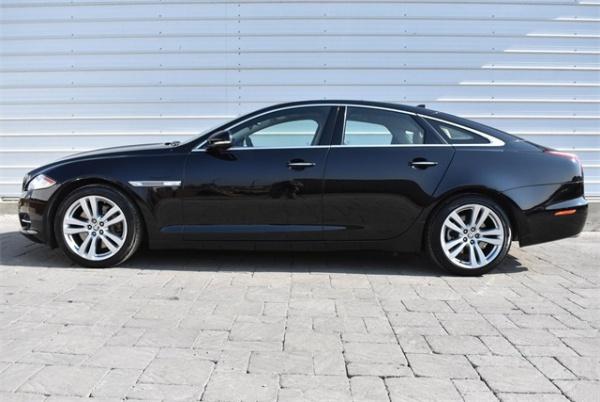 2013 Jaguar XJ RWD