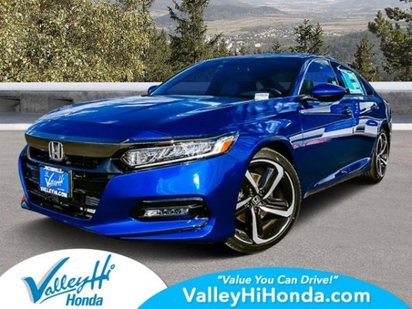 2019 Honda Accord in Victorville, CA